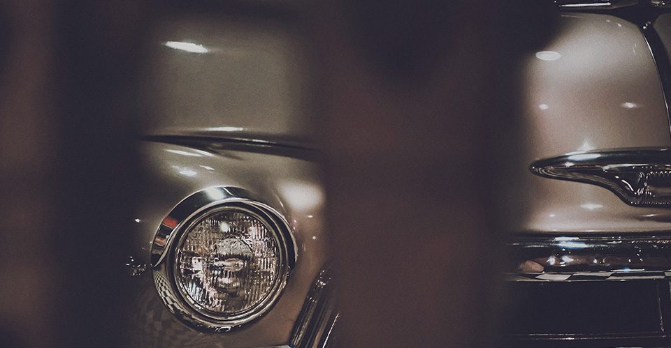 Factory Finish for Classic Car Dubai